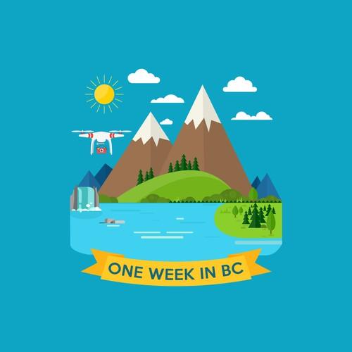 ONE WEEK IN BC