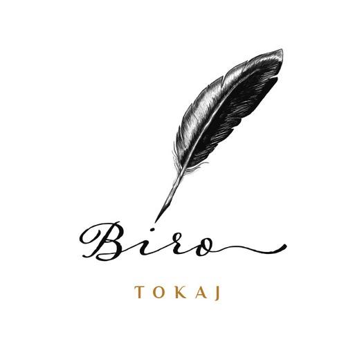 Logo design for Biro Wine