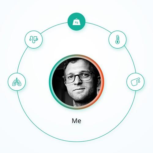 Adhere App - Health mobile application