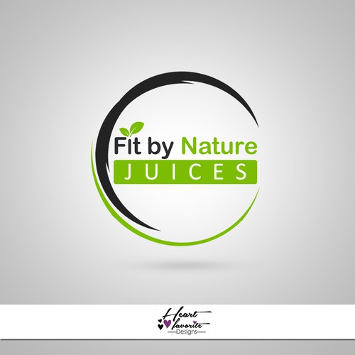 Healthy Juice company looking for modern logo