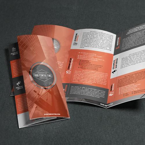 Brochure Concept for HVH
