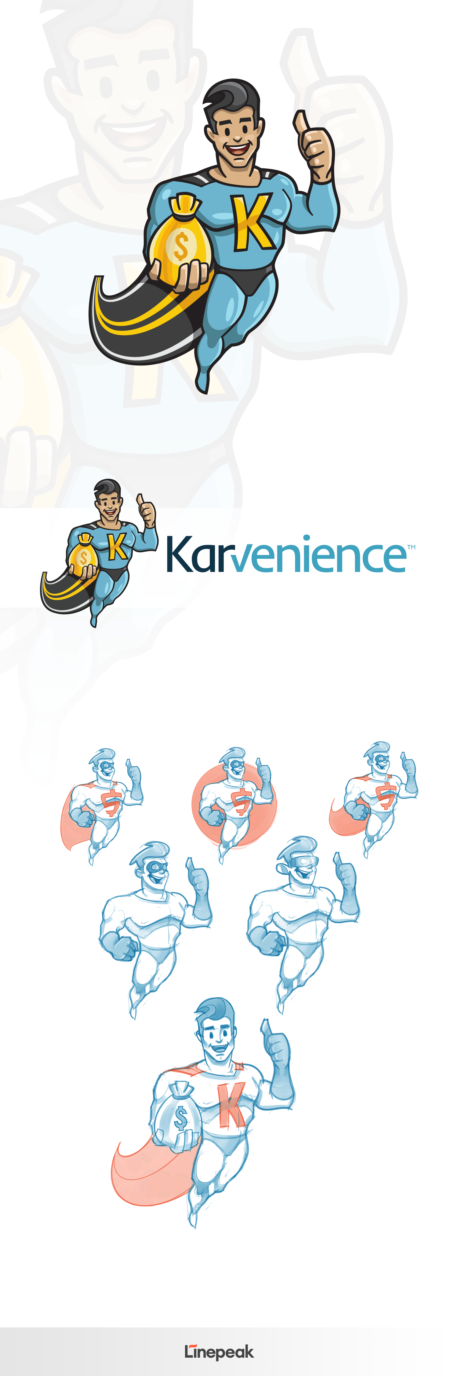 Logo design for Karvenience