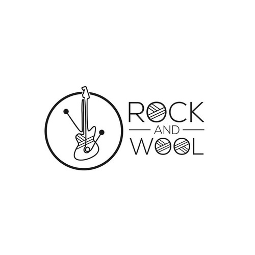 Rock AND WOOL LOGO