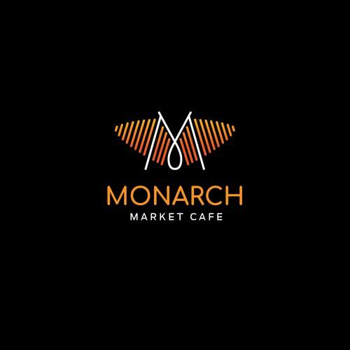 Logo concept for Market Cafe