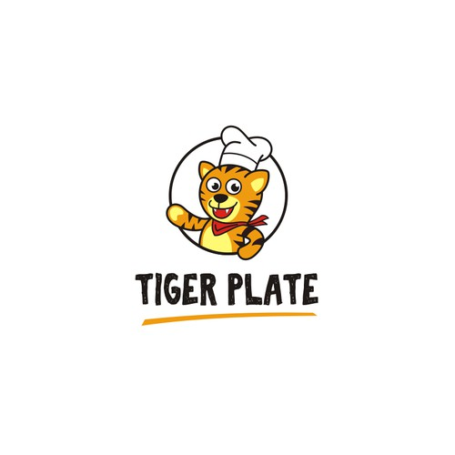 Logo Concept for Tiger Plate