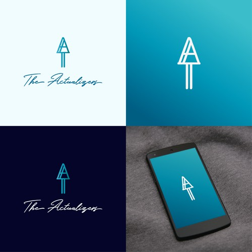 Logo for consulting business