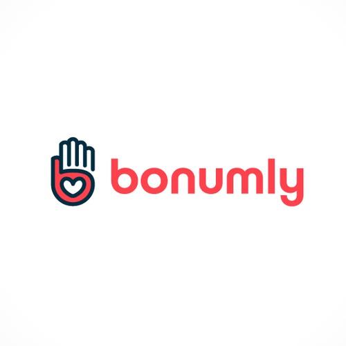 Logo concept for bonumly