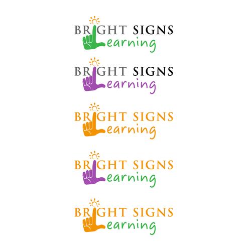 upscale, fun logo children's education video program