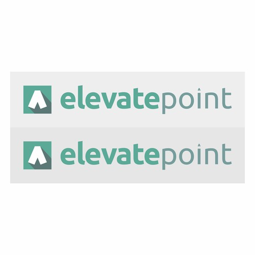 logo concept for Elevate Point