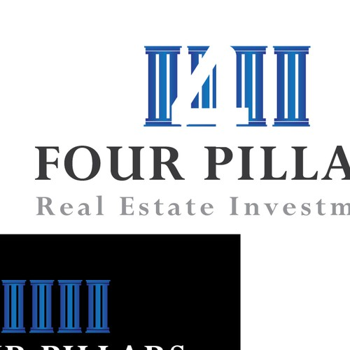 logo for Four Pillars Real Estate Investments