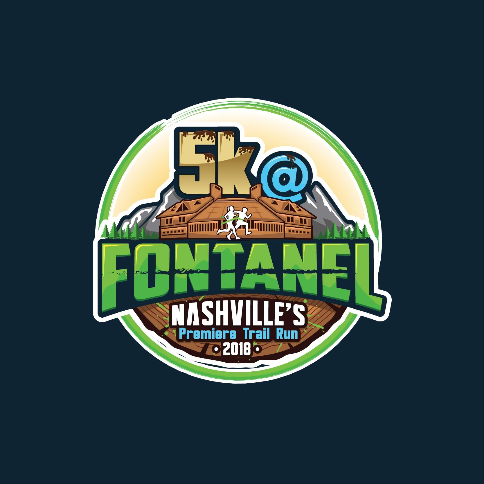 Nashville's Premiere Trail Run needs powerful logo