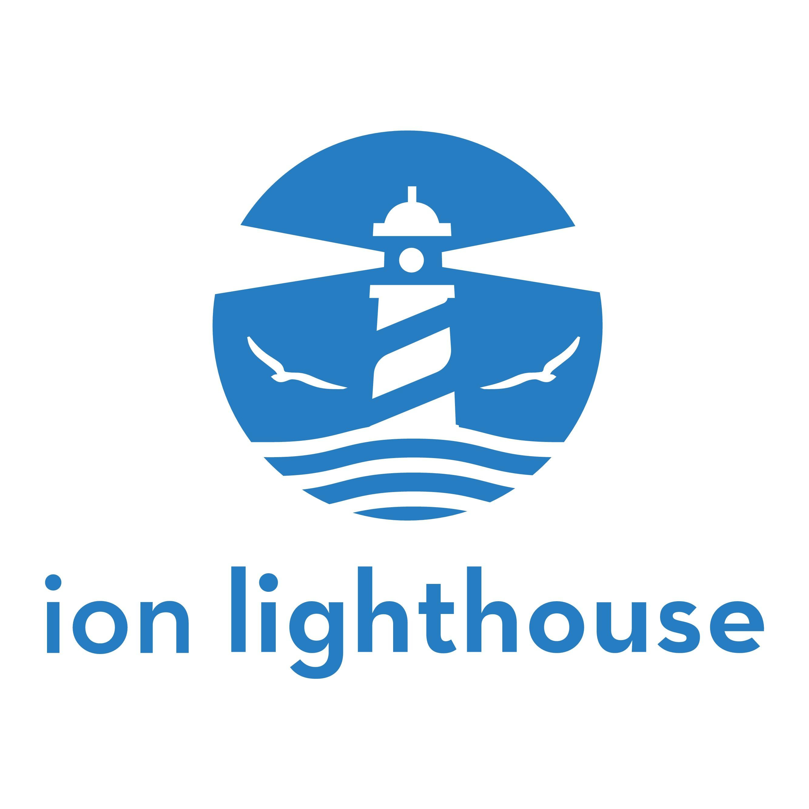 startup logo - lighthouse