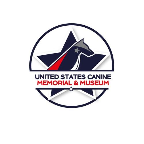 US Caninie Memorial Museum logo
