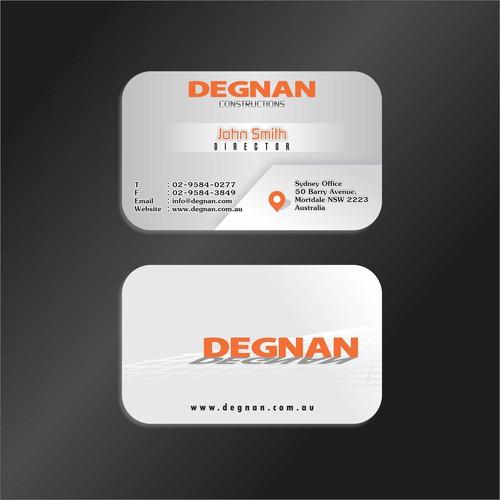 Degnan Constructions