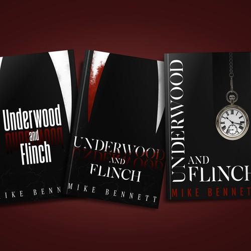 Book Designs for Vampire Novel
