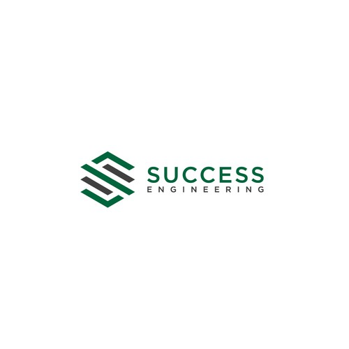Success Engineering Logo Design