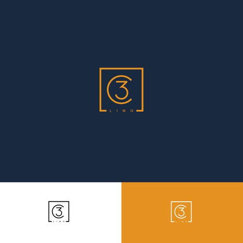Clean, Simple, Classy logo for high end Limo company