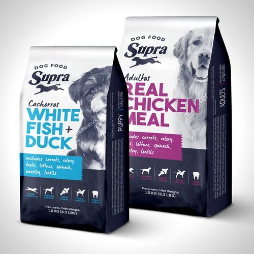 Supra Dog Food