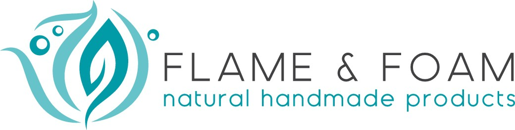 Flame & Foam Logo
