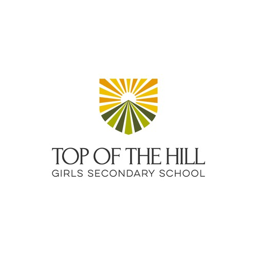 Logo for Top of the Hill Girls Secondary School
