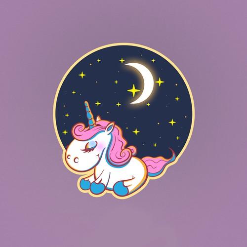 Unicorn Logo Design Concept