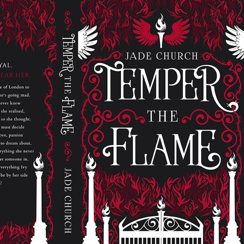 TEMPER THE FLAME by the amazing Jade Church