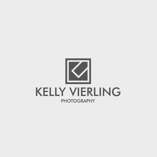 Kelly Vierling Photography needs a new modern, high end logo.