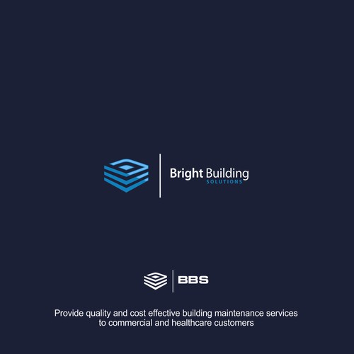 Bold Logo For Bright Building Solutions