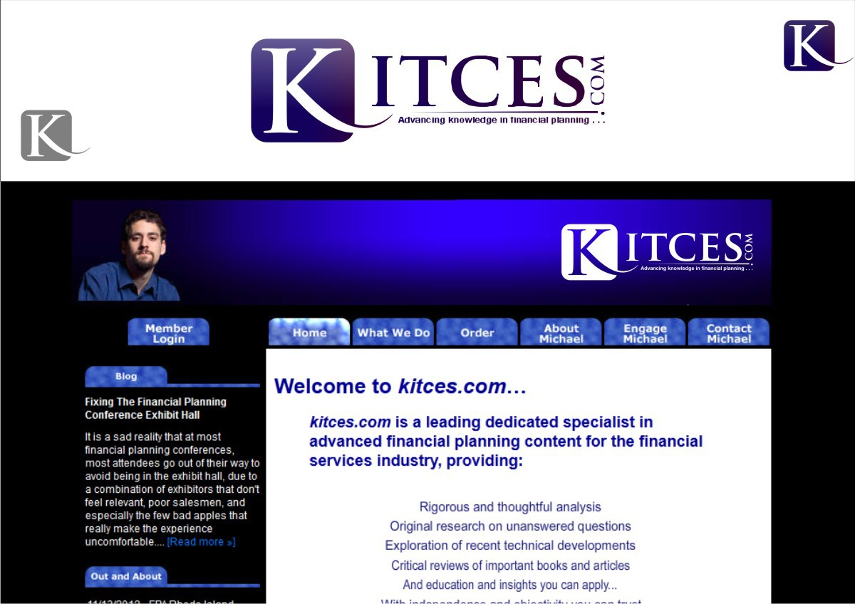 Help Kitces with a new logo
