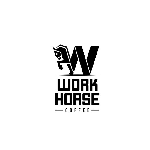 Logo for coffe shop