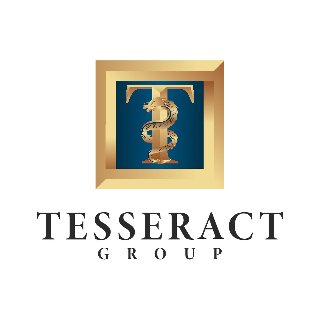 Tesseract Group needs a powerful logo representing multi-dimensional perspective and thought