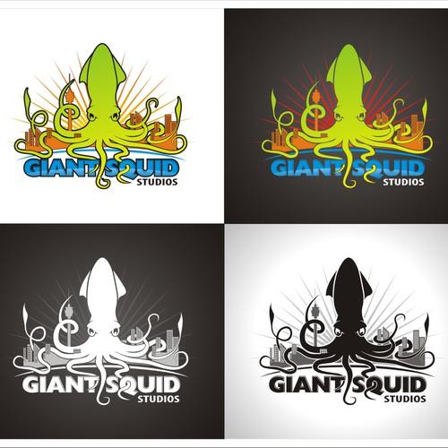 DESIGN OUR BRAND!! Giant Squid Studios
