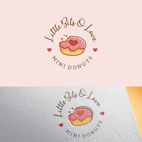 Logo For Little Bits o Love