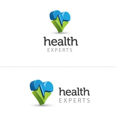 Health Experts -- Create a Logo