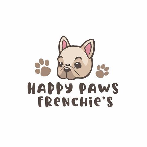 Happy paws logo