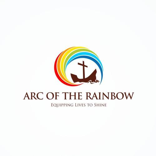 logo to help slum children in India get an education