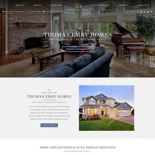 Thomas Emry Homes