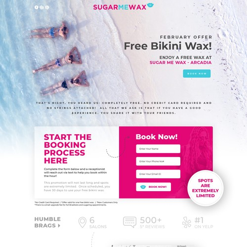 Sugarmama Brazilian Wax