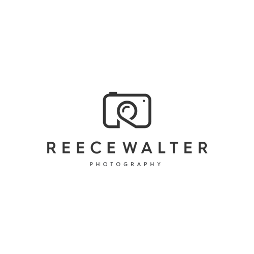 Photography logo for reece walter