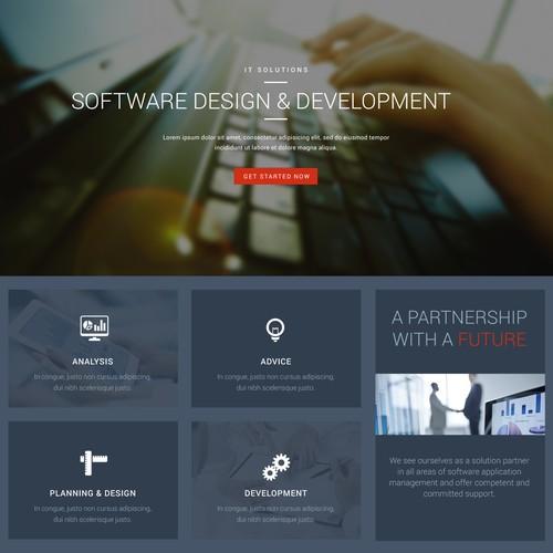 Vi:sit Website Design
