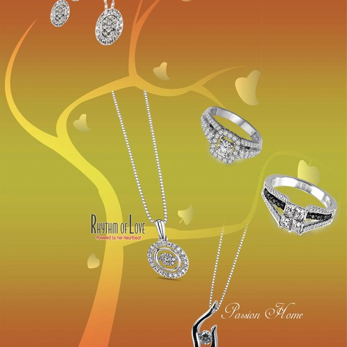 Fall In Love Jewelry Catalog Cover