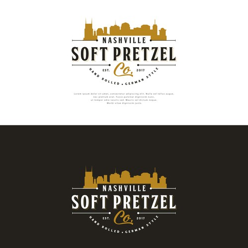 Logo for Soft Pretzel