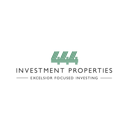 Logo for property investment company