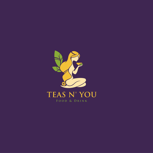 Logo concept for Teas N' You