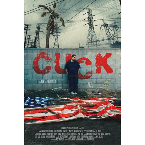 Movie poster for Cuck