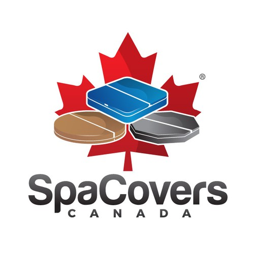 Logo for discount spa covers