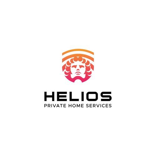 Helios - Logo Design