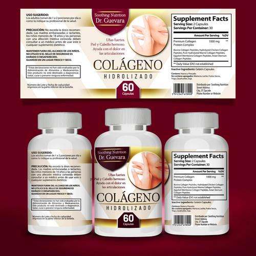 Label Colágeno Hidrolizado