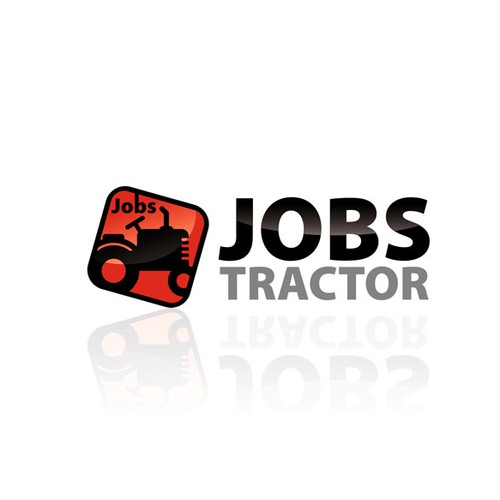 Create the next logo for Jobs Tractor