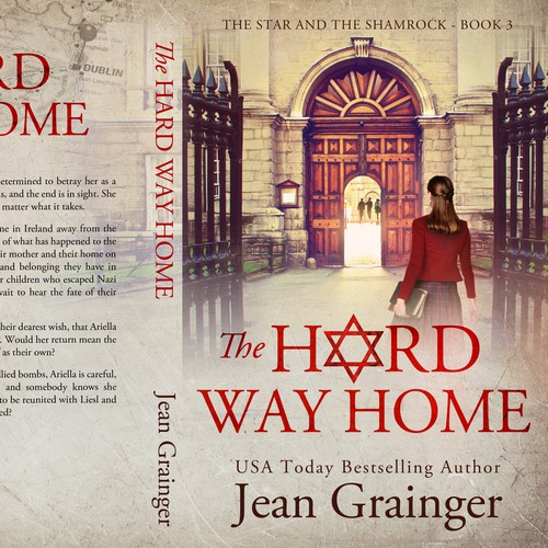 The Hard Way Home - Book 3